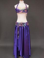 チェリーピンクベリーダンス衣装1 ミラーナ